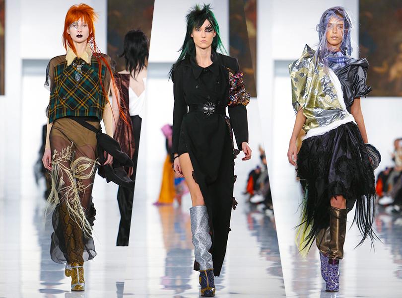 Style Notes: показ Maison Margiela на Неделе высокой моды в Париже