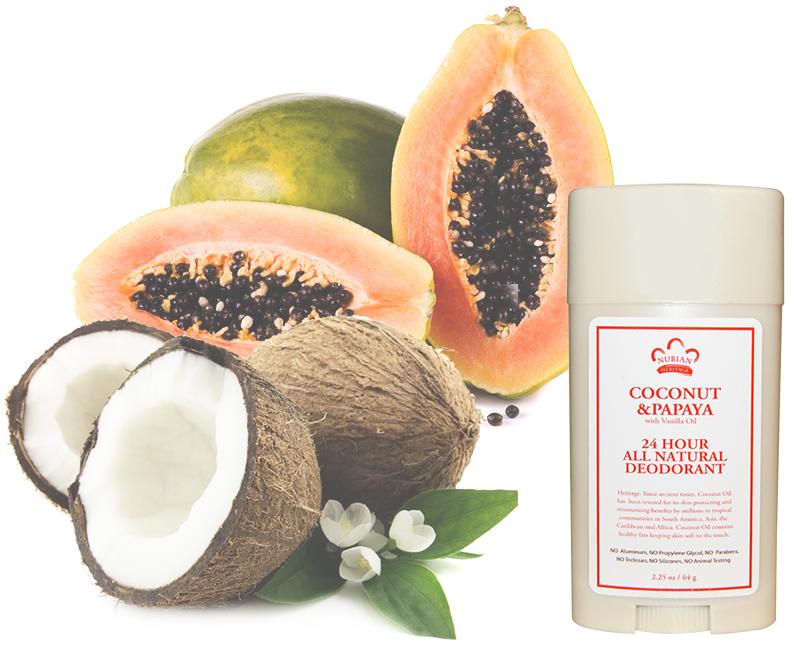 Total Beauty: красавицы не потеют? Натуральные дезодоранты и другие методы борьбы с потоотделением. Nubian Heritage 24 Hour All Natural Deodorant