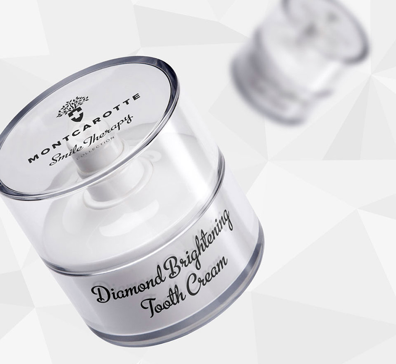 Diamond Brightening Tooth Сream от Montcarotte