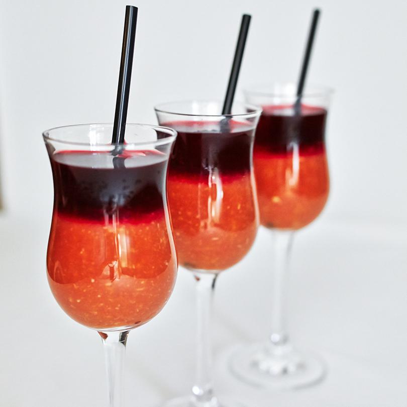 Фирменный коктейль отеля Red Maria