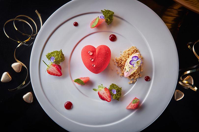 20 лучших идей ко Дню всех влюбленных в ресторанах Москвы. Sixty