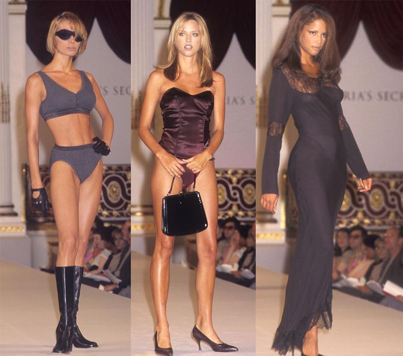 Style Notes: секреты Victoria's Secret. Как превратить бренд в культурный феномен? 1995 год. Первый показ Victoria's Secret в отеле Plaza в Нью-Йорке.