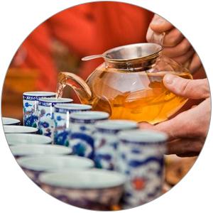 Фестиваль «Чай в табакерке»