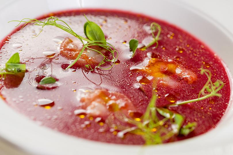 Всвоей тарелке: холодные супы вресторанах Москвы. «Паб ЛоПикассо»
