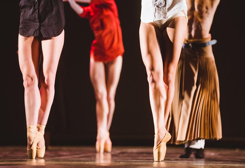 Балет: гид пофестивалю современной хореографии «Context. Диана Вишнёва». Компания Introdans, InMemoriam