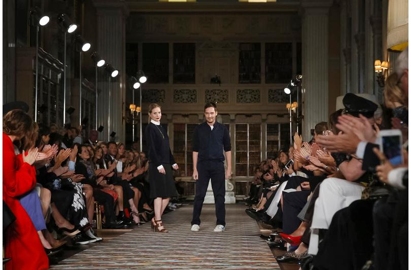 Style Notes: показ коллекции Dior Cruise 2017