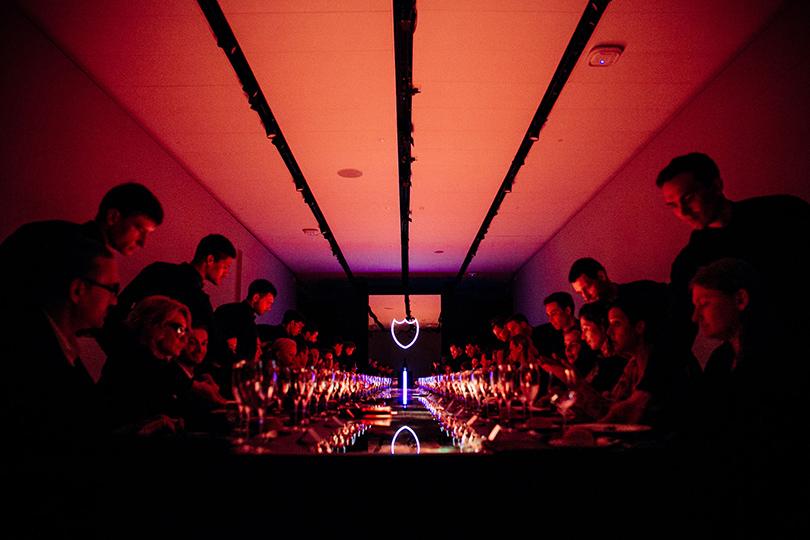 Хороший вкус с Екатериной Пугачевой: торжественный ужин Dom Pérignon в Музее русского импрессионизма