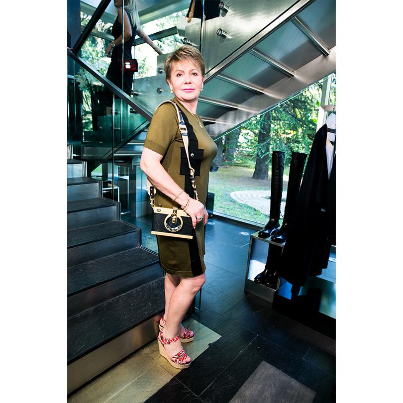 Edem Couture в Сочи: Елена Пахомова
