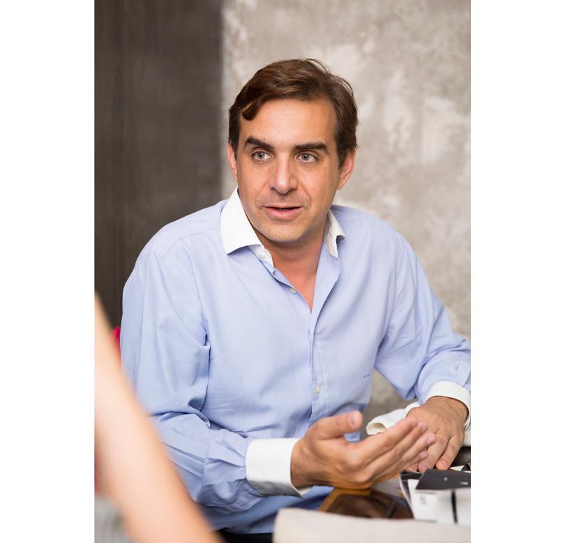 Бизнес. История успеха: интервью с владельцем Elounda Hotels & Resorts Илиасом Кокотосом
