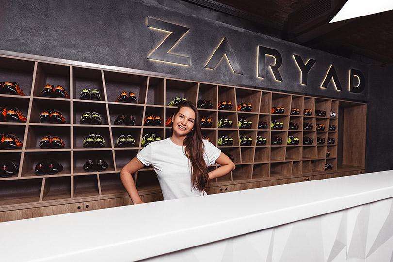 Новое место: фитнес-студия Zaryad на Бадаевском заводе
