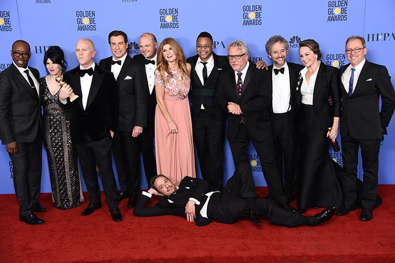 КиноТеатр: «Ла-Ла Лэнд» идругие победители «Золотого глобуса». «Американская история преступлений»