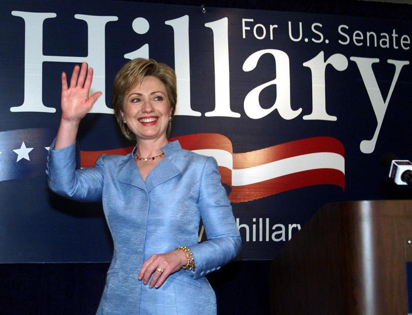 Хиллари Клинтон (2000г.)
