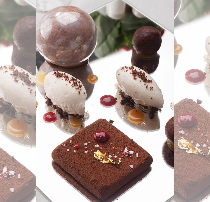 ВTea Lounge специальное меню «Шоколадное вожделение»