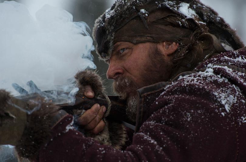 Эксклюзивное интервью с обладателем «Золотого глобуса-2016» Леонардо Ди Каприо