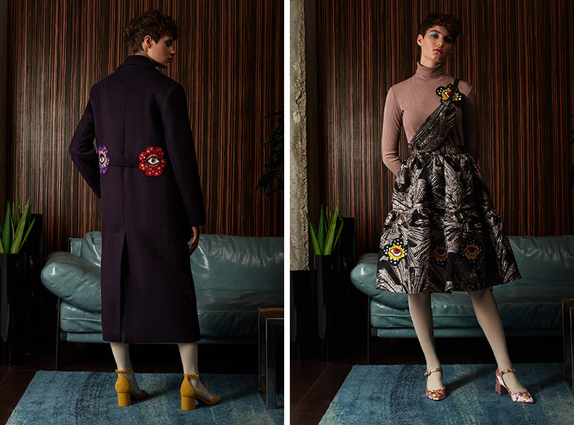 Гейши сосмартфоном исамураи наскейте: Катя Добрякова представила коллекцию, вдохновленную Азией