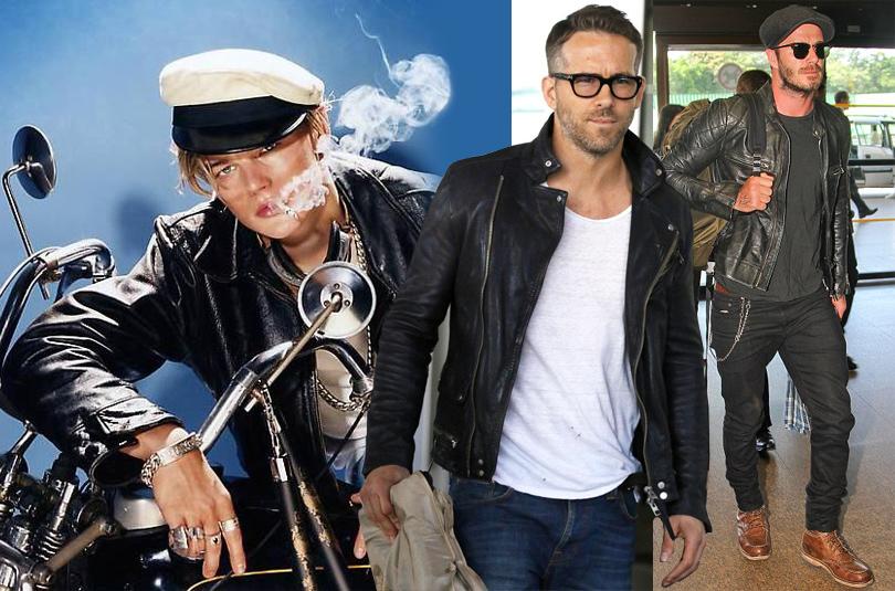 Men in Style: модная легенда Марлон Брандо. Леонардо ДиКаприо копирует образ Брандо для съемки Дэвида Лашапеля, Райан Рейнольдс, Дэвид Бекхэм
