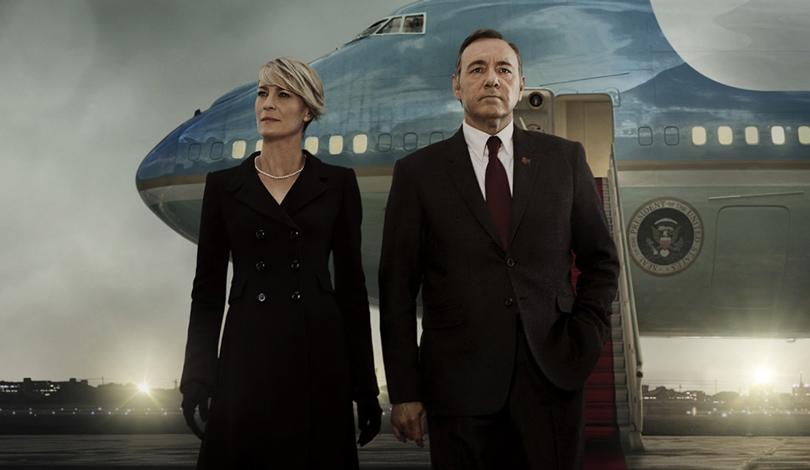 Что смотреть этой весной: 10самых интересных сериалов сезона. «Карточный домик» (House ofCards)