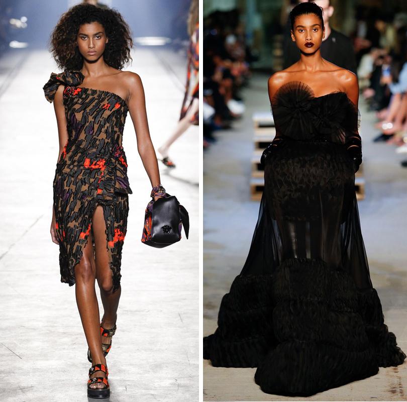 Мода и бизнес: новое поколение супермоделей. Имаан Хаммам