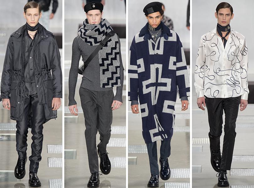 Louis Vuitton. Men in Style: первый план. Лучшие показы с Недели мужской моды в Париже