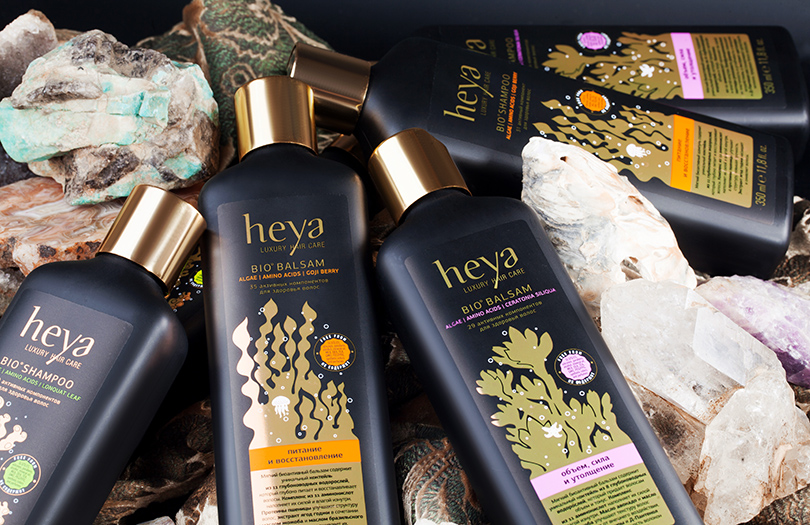 Нужноли нам это? 5причин обратить внимание насредства для волос Heya Luxury отSplat