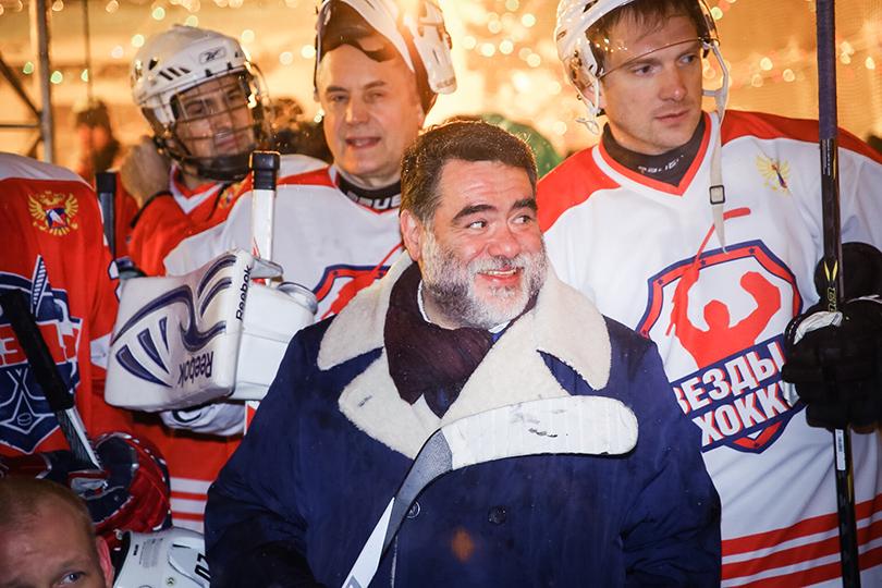 Sports & Lifestyle: 100 дней до старта Чемпионата мира по хоккею и товарищеский матч с участием звезд: Михаил Куснирович