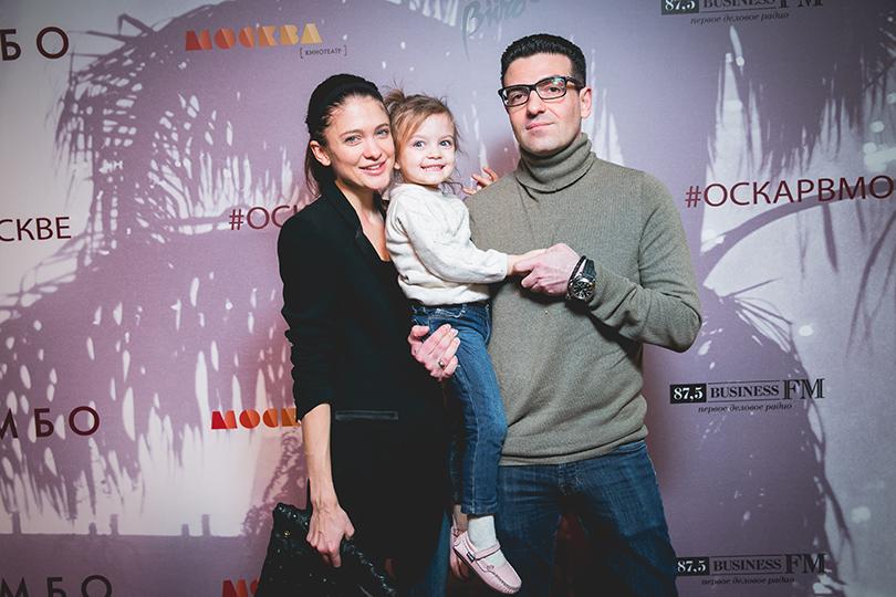 Открытие Недель «Оскара» в кинотеатре «Москва».