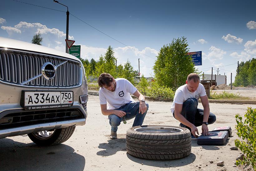 Авто с Яном Коомансом. Екатеринбург — Челябинск: дорожные приключения с Volvo XC90