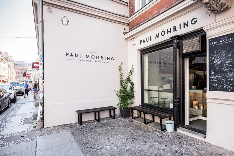 Paul Möhring, район Митте