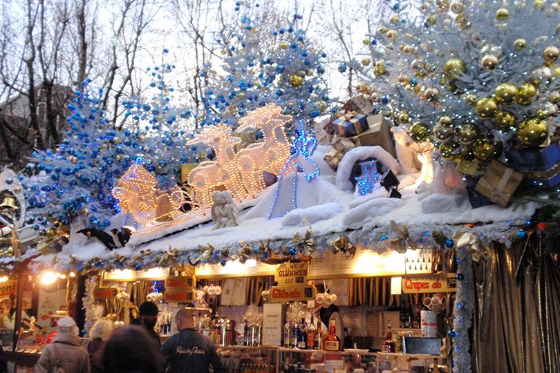 Самые лучшие рождественские базары Европы: Штутгарт