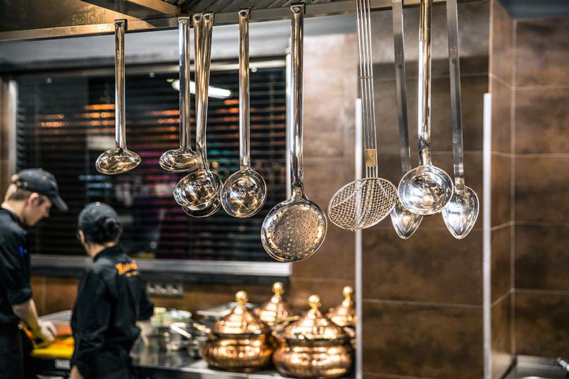 Многообразие индийской кухни в ресторане «Жизнь Пи»