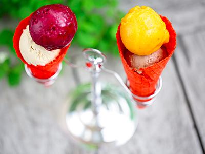Food Embassy. Ice Embassy
