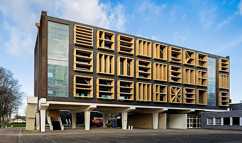Архитектура города
