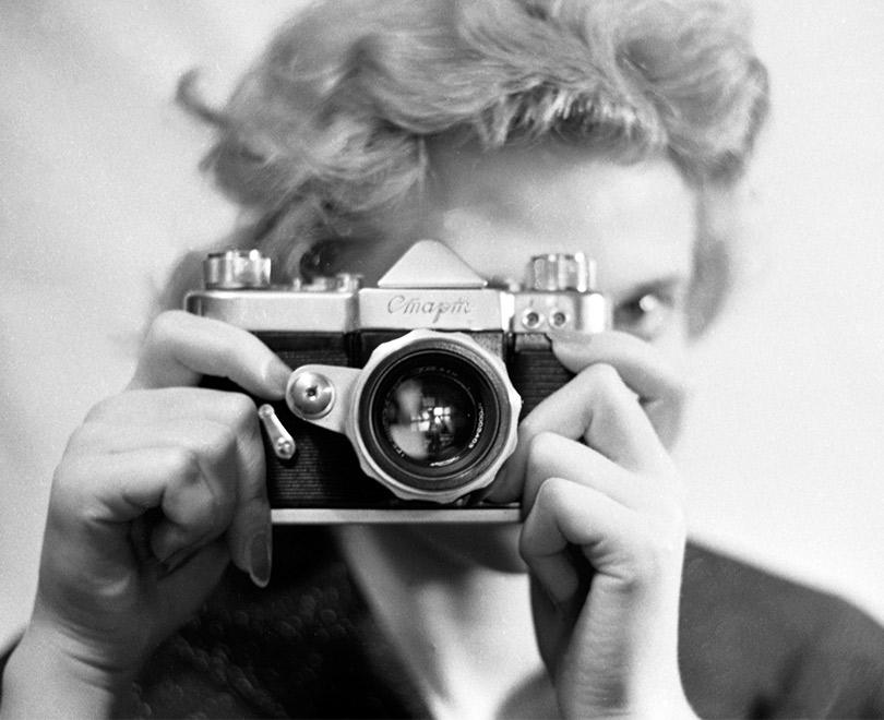 Изочерка офотокамере «Старт». Старт взят.1959