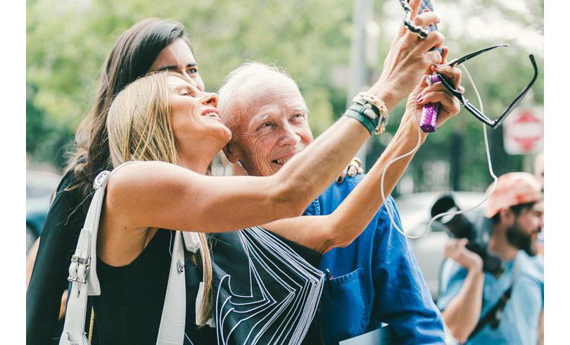 Style Notes: легенда модной индустрии и основатель направления street-style фотографии. Анна Делло Руссо