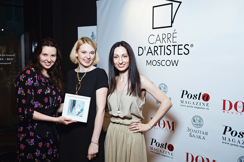 Art & More: на Петровке открылась галерея Carre d'artistes Moscow