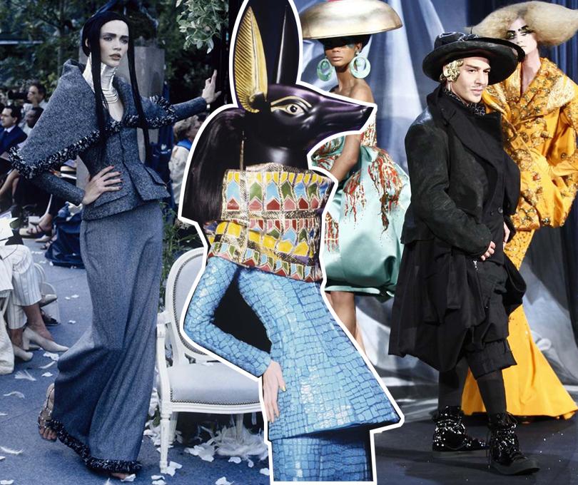 Style Notes: империя роскоши. 70лет Дому Dior. 1996— Эпоха Гальяно