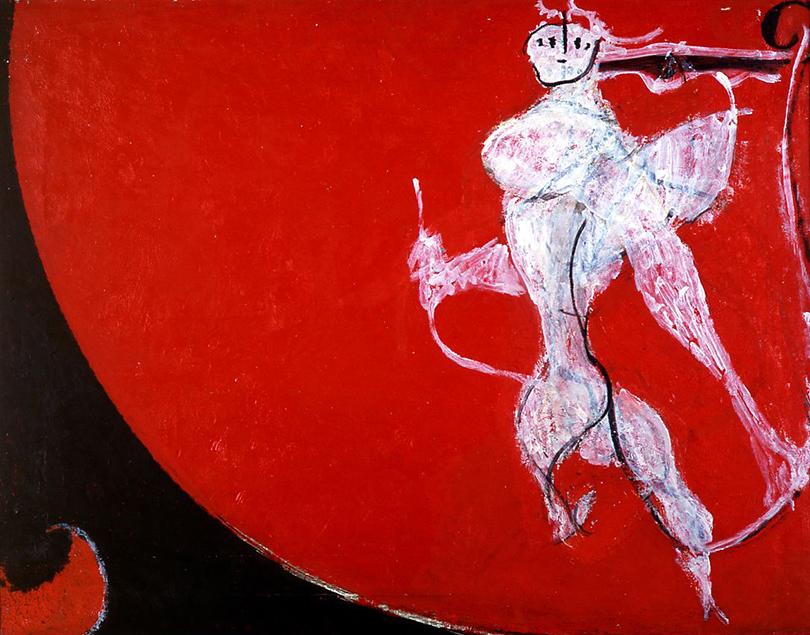 Art Weekend в мире: лучшие выставки и арт-события октября от Парижа до Сингапура. Джулия Борнефелд. Инсталляция Alba, 2015 г.