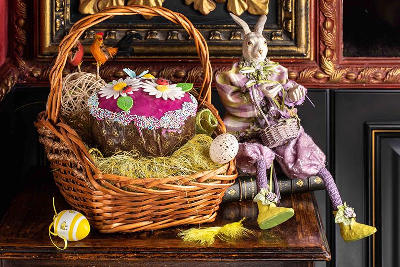 Мастер-класс поросписи печенья иосвященные золотые яйца в«Палаццо Дукале»