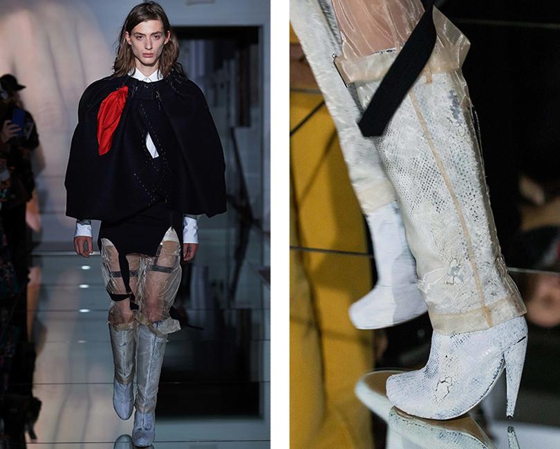 Haute Couture Fall Winter 2019/2020: Maison Margiela