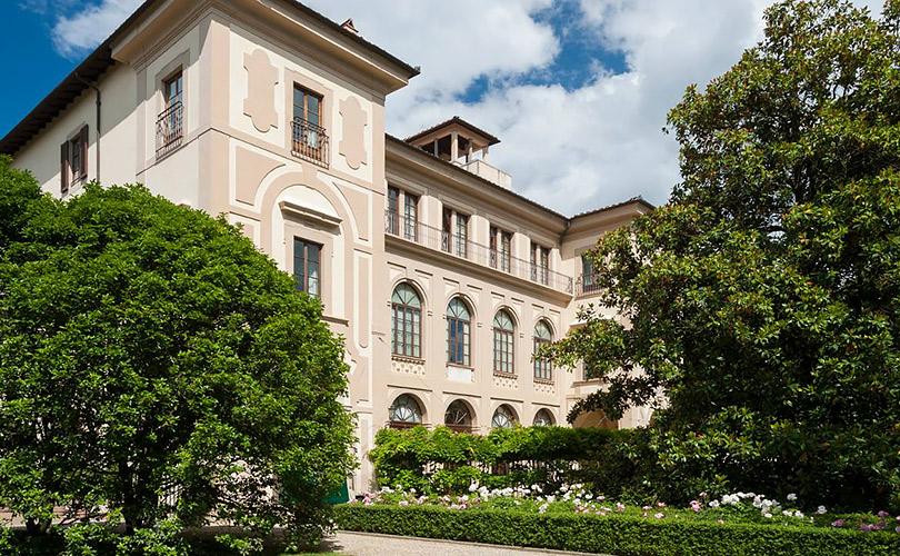 Вотель как вмузей: где остановиться вИталии, чтобы жить среди произведений искусства. Four Seasons (Borgo Pinti, 99), Флоренция