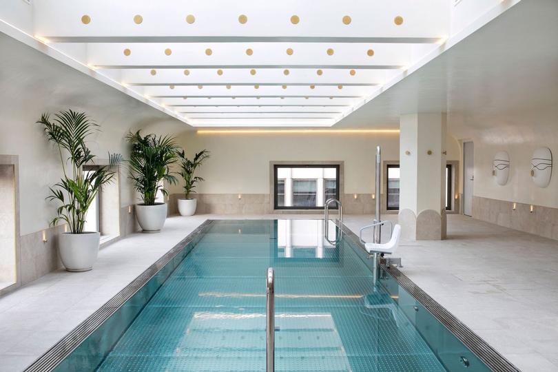 Hotels &Designers: ирония по-испански. Дизайн Хайме Айона вотеле Barceló Torre deMadrid