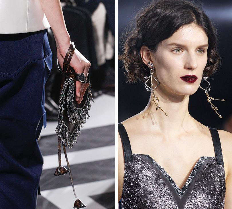 Самые яркие моменты показа Louis Vuitton на PFW, 2016