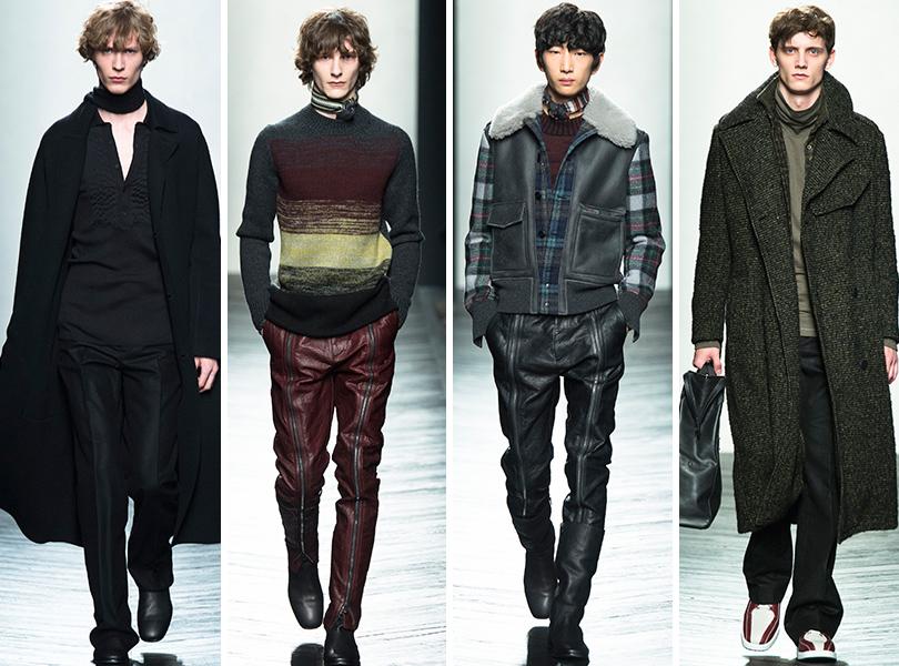 Первый план — лучшие показы на Неделе мужской моды в Милане: Bottega Veneta