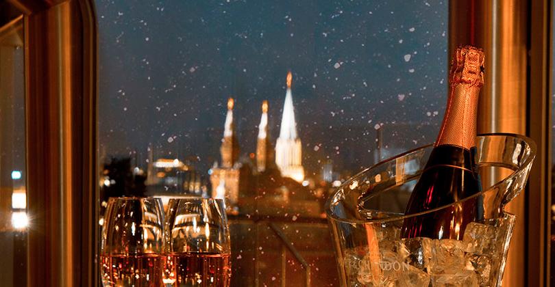 Новый год в отелях Москвы: «Арарат Парк Хаятт Москва»