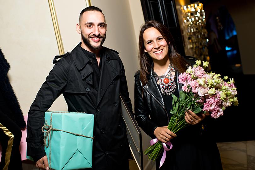Леван Горозия (L'One ) и Анна Горозия