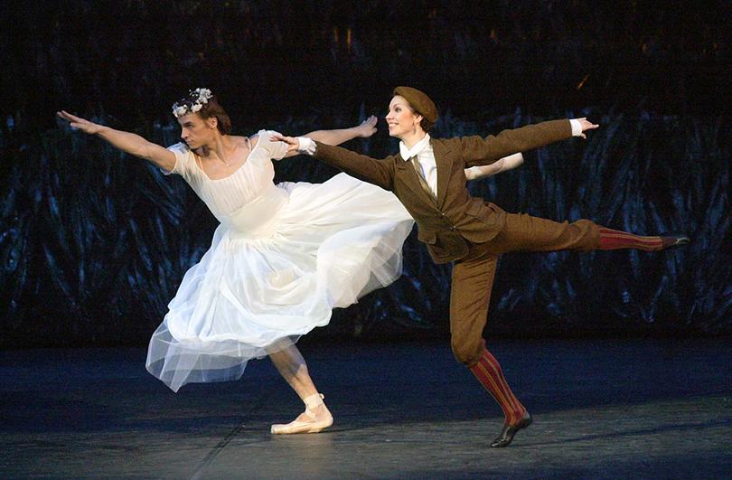 КиноТеатр: балет XXI века. Интервью с Сергеем Филиным. «Светлый ручей»