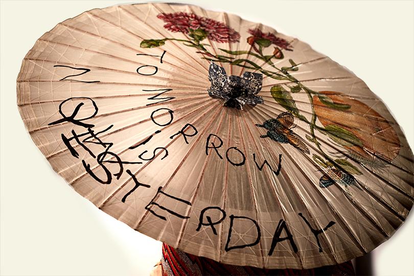 Изучаем самые интересные марки зонтов: Gucci, коллаборация сКоко Капитан