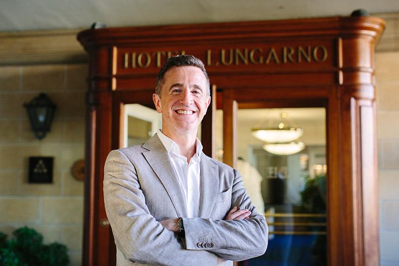 Профессия: отельер. Интервью сгенеральным исполнительным директором сети Lungarno Collection Валериано Антониоли