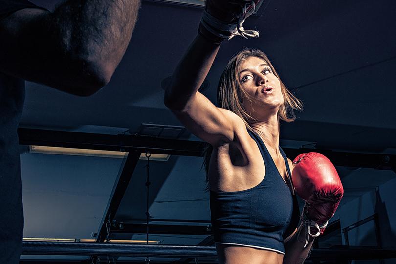 Фитнес сАлексеем Василенко: бокс— тренировки для силы духа итела