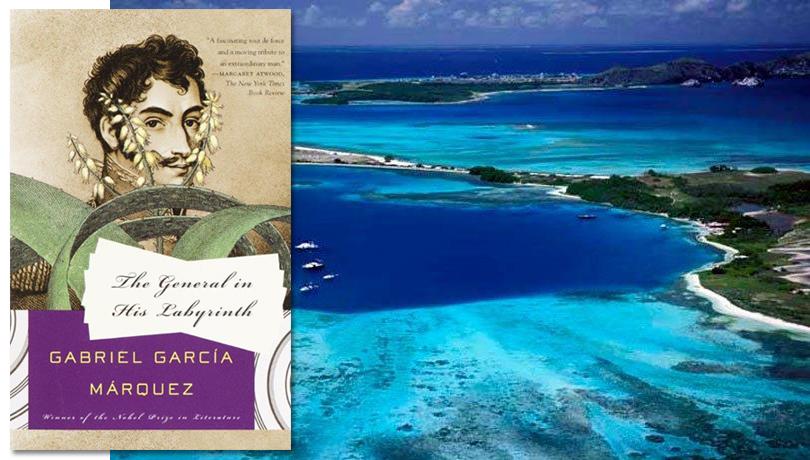 «Генерал в своем лабиринте» Г.Г.Маркеса, «Las Aves» («Птичий остров»)